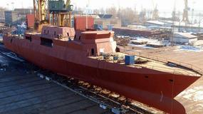 ORP Ślązak zostanie dokończony, w sumie będzie kosztował prawie miliard złotych!