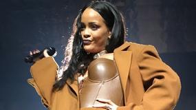 Rihanna: pokaz dziwnych kreacji