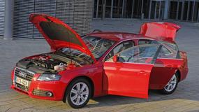 Używane Audi A4 - rozsądny wybór to 2.0 TDI