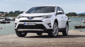 Toyota RAV4 po liftingu – znamy ceny