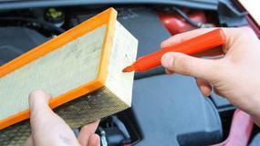 Gdzie szukać filtrów w samochodzie?