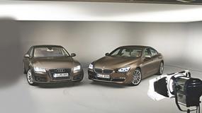 Audi A7 kontra BMW serii 6 Gran Coupe: niepraktyczne, ale pożądane