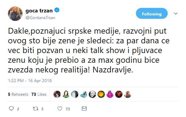 Goca Tržan