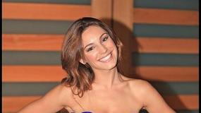 "Kelly Brook na premierze filmu ""Pirania 3D"" w Lille"