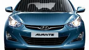 Hyundai odświeża Elantrę