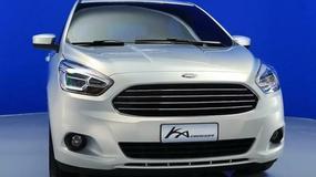 Ford zaprezentował model Ka Concept