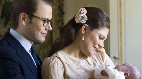 Księżniczka Wiktoria pokazała swoją córeczkę