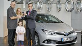 Toyota: milion hybryd sprzedanych w Europie, ponad 8 mln na świecie