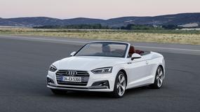 Audi A5 Cabriolet, czyli letnia alternatywa dla Coupe