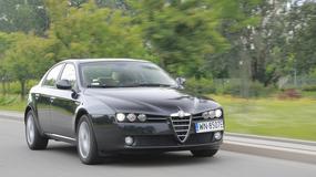 """Używana Alfa Romeo 159: jeśli """"159-ka"""", to z dieslem"""