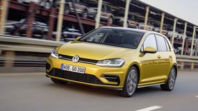 Volkswagen Golf po liftingu: skrywa wiele nowości