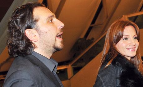 Marinko Madžgalj i Dubravka Mijatović