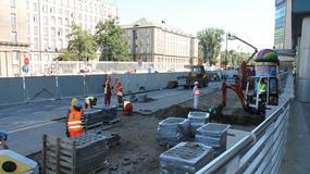 Budowa II linii metra: zamknięty pl. Wileński