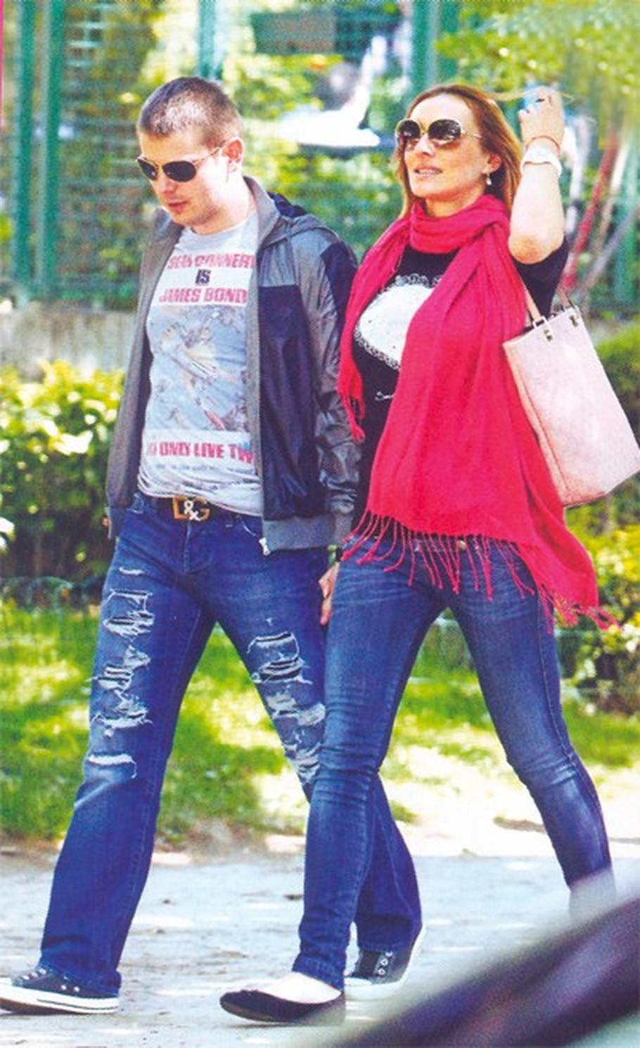 Anabela i Saša Nedeljković