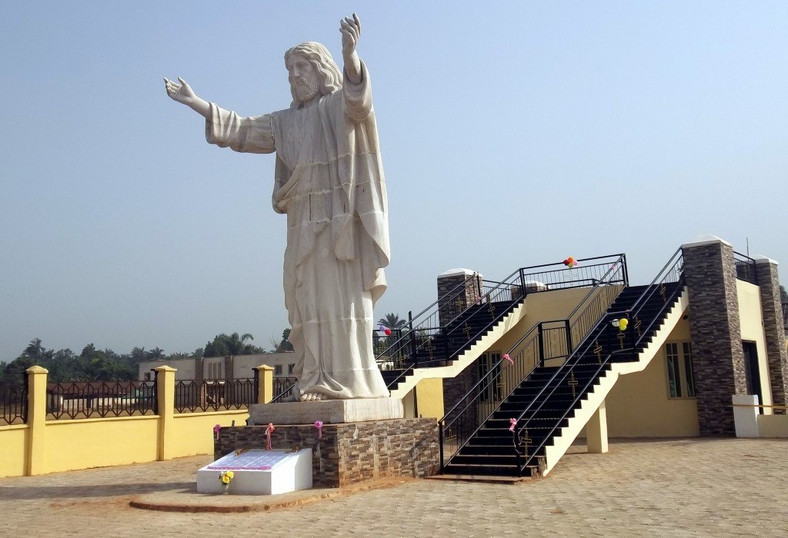 Jesus de greatest, Imo state, Nigeria [allafrica]
