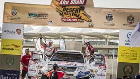 Drugie miejsce Adama Małysza w rajdzie Abu Dhabi Desert Challenge