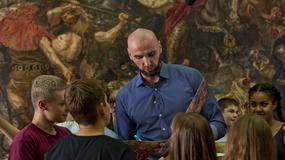 Marcin Gortat został ambasadorem Muzeum Narodowego w Warszawie. Znamy szczegóły!