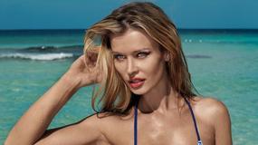 Joanna Krupa pręży swoje ciało w bikini