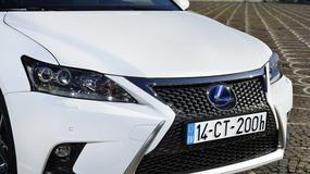 Lexus CT 200h po face liftingu tańszy o 20 tys. zł!