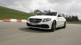 Mercedes-AMG C 63 S – test topowej klasy C