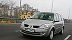 Renault Grand Scénic - Mocy pod dostatkiem