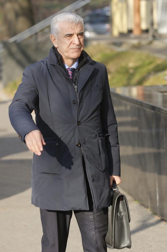 Borivoje Borović, advokat