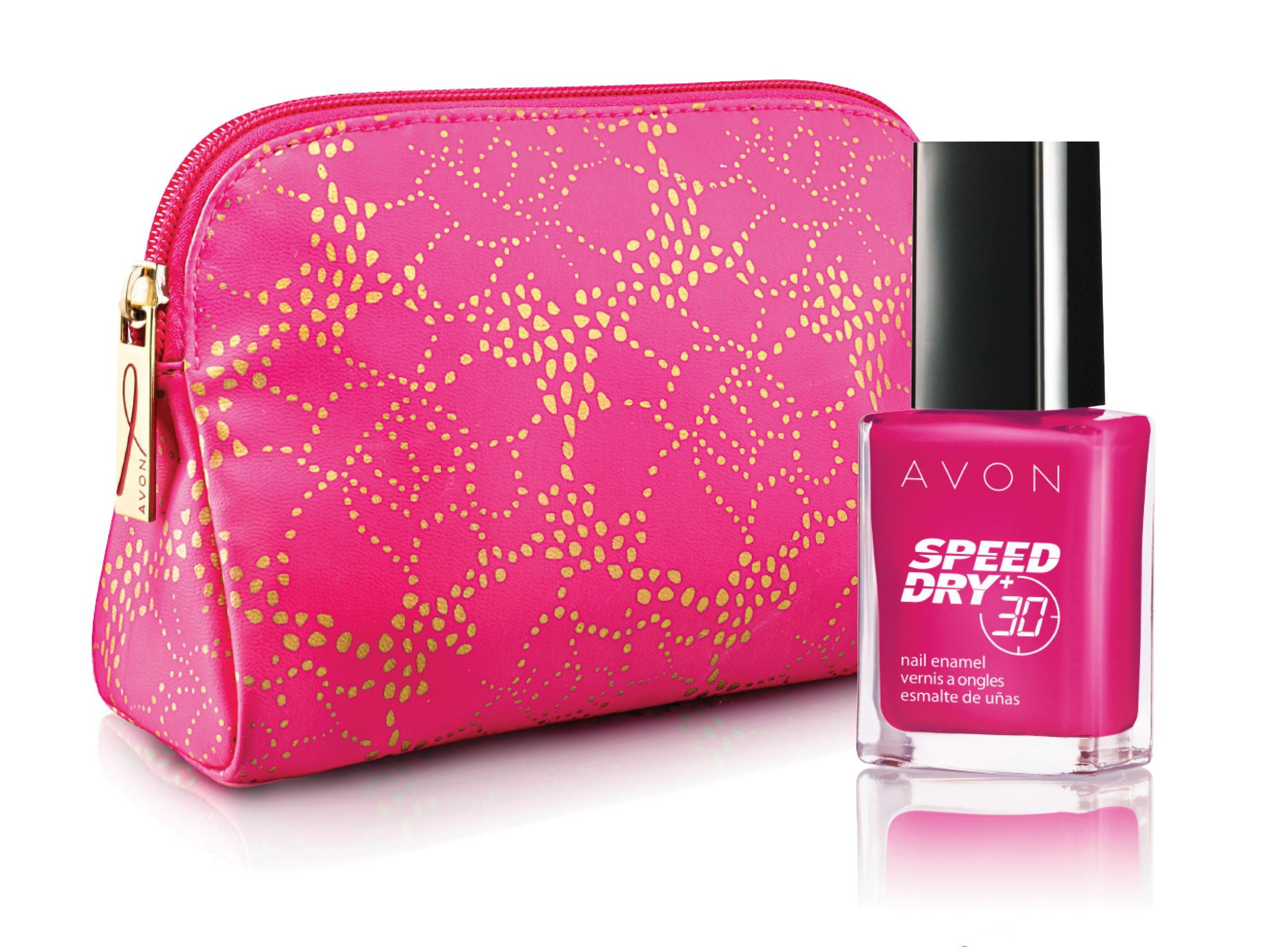 Topnotch Avon: lakier do paznokci, kosmetyczka,cena - Uroda XO56