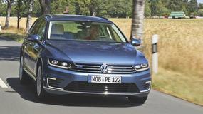 Hybryda zamiast diesla - Volkswagen Passat GTE