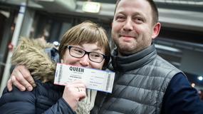 Queen + Adam Lambert w Polsce: zdjęcia publiczności