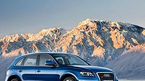 Audi Q5 mniejszy brat Q7
