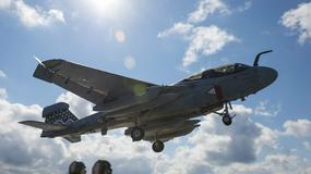 Northrop Grumman EA-6B Prowler - zasłużona emerytura po 44 latach służby