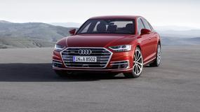 Nowe Audi A8 – wyższy poziom
