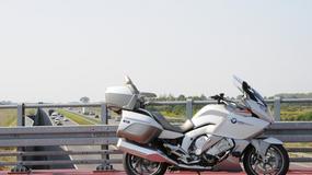 BMW K 1600 GTL Exclusive - komfortowo na sześć cylindrów