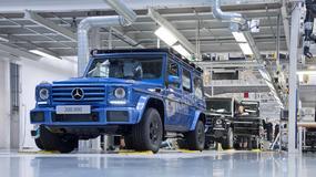 Mercedes-Benz, który nigdy się nie starzeje. Mają go modyfikować, ale czy to jest konieczne?