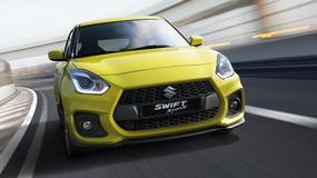 Suzuki Swift Sport debiutuje we Frankfurcie
