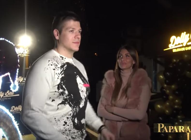 Sloba Radanović i Jelena Đuričanin