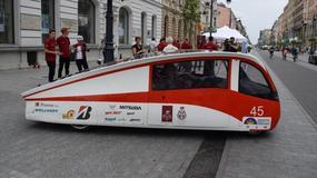 Eagle One: polski pojazd z napędem słonecznym w RPA