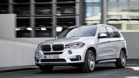 3,4 litra na setkę w SUV-ie BMW!