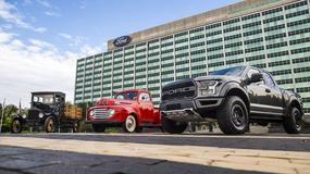 Pikapy Forda mają już 100 lat