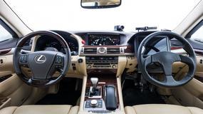 Oto Lexus dla dwóch kierowców