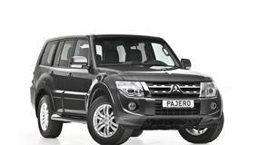 Mitsubishi L200 i Pajero w limitowanej edycji Dakar