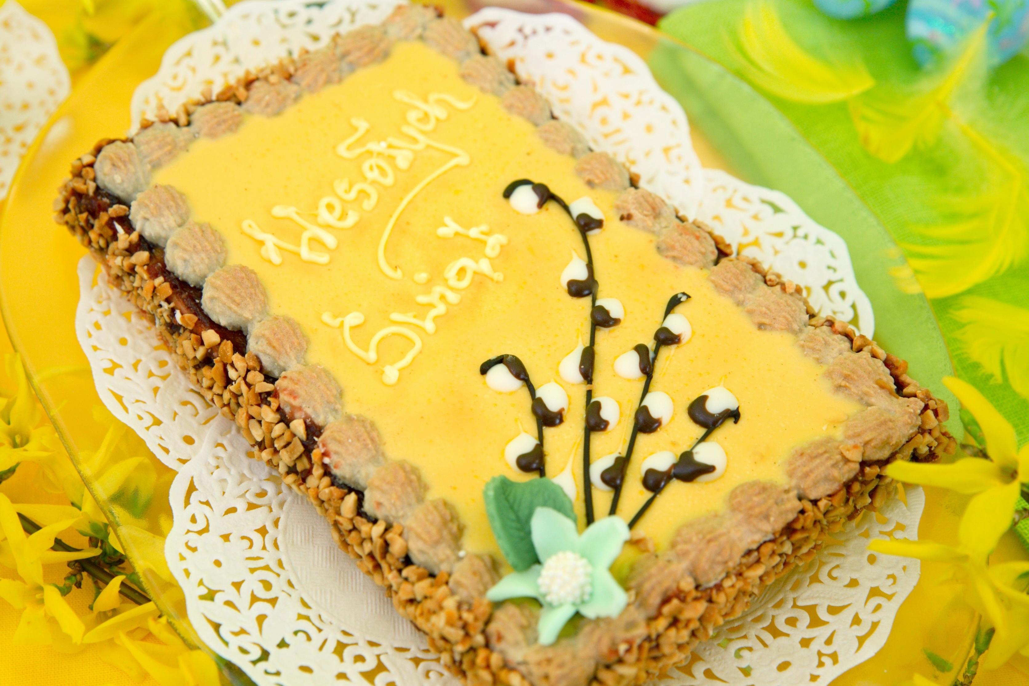 Przepisy na ciasta wielkanocne. Ciasta wielkanocne. Jakie ciasta ...