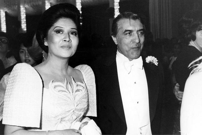 Imelda Markos - jedna od najlepših žena svog vremena