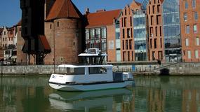 """Prom """"Motława"""" nie będzie już pływał po gdańskich wodach. Zastąpi go ekologiczna jednostka"""