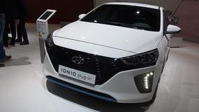 Hyundai Ioniq - konkurencja dla Priusa (Targi Paryż 2016)