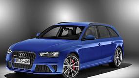 Audi RS4 Avant w limitowanej wersji Nogaro selection. 450 koni pod maską