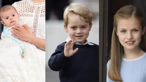 Królewskie dzieci. One w przyszłości zawojują świat