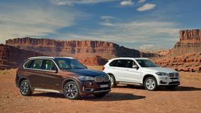 Nowe BMW X5: pięć razy lepsze?