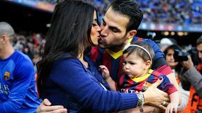 Cesc Fabregas ponownie zostanie ojcem