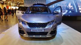 Poznań Motor Show 2017: premierowy Peugeot 5008 i ofensywa SUV-ów